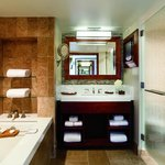 Our spacious Guest Bathroom at The Ritz-Carlton, Rancho Mirage