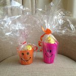 Children's Easter eggs from the hotel