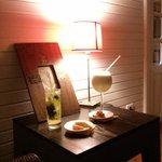 Cocktails Mojito/Pina Colada