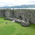 Stunning views and inner walls to explore
