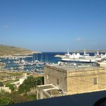 Mgarr harbour/port Gozo