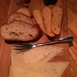 Manchego appetizer