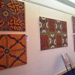 Impressive aboriginal art