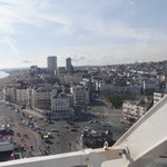 View from Brighton wheel