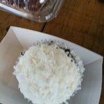Coconut Mounds cupcake. I disliked the icing which was a heavy whipped cream tyoe. The chocolate
