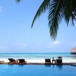 Foto de Hotel Medhufushi