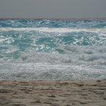 vagues de surf