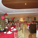 Restaurant and breakfast room