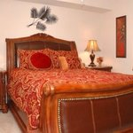 Unit 603 bedroom 2