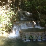 Cachoeira na trilha