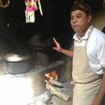 Our Chef / Teacher