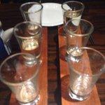 Great sake samplers