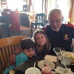 me and the grand kids