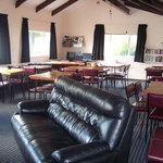 Indoor Communal Lounge & Dining