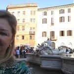 Tarde em Piazza Navona