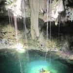 cenotes maya
