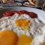 unpleasant breakfast