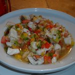 THE BEST CONCH SALAD ON LONG ISLAND!
