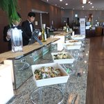 buffet at 19 floor
