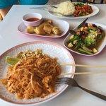Mixed dishes ... Yummi