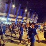 Mineirão em dia de jogo do Cruzeiro