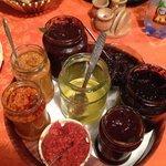 home made jam - fnatastic!