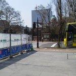 2014.04.26現在・工事中「(仮称)北3条広場」