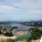Uitzicht vanaf Mount Puku