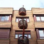 Photo de Stylish City Aparthotel