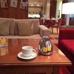 Thé i Executive Lounge