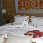 décoration du lit tout les soirs