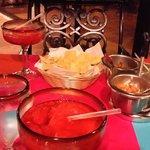 Don Diégo : Apéritif Téquila glacé, guacamole et tortilla