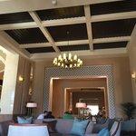 Mashrabiyah afternoon tea at the lobby side