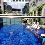 Moevenpick Heritage Hotel Swimming Pool