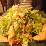Chicken Salad at Level One Restaurant, Kelvin Hotel