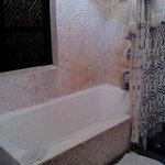 Suite 5 bathtub