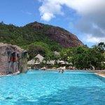 The fantastic pool!