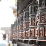 Prayer Wheels, Khatmandu