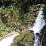 view of upper falls