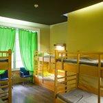 6 bed dormatory