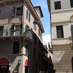 Φωτογραφία: La Dimora di Giulietta Suites