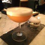 The lovely cocktail of Vesper