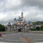 Disneyland Sleeping Beauty Caslte