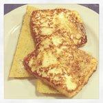 Tosela e polenta della malga lozen