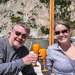 Limoncello Toast to Capri