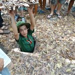 Escaping from the Cu Chi Tunnels