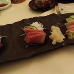 Tuna sashimi - Simply amazing