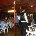 NYE Dinner Seating (below deck)
