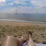 lindoooo...o mar...a praia