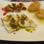 Fantastisk mat på Dea i Albir